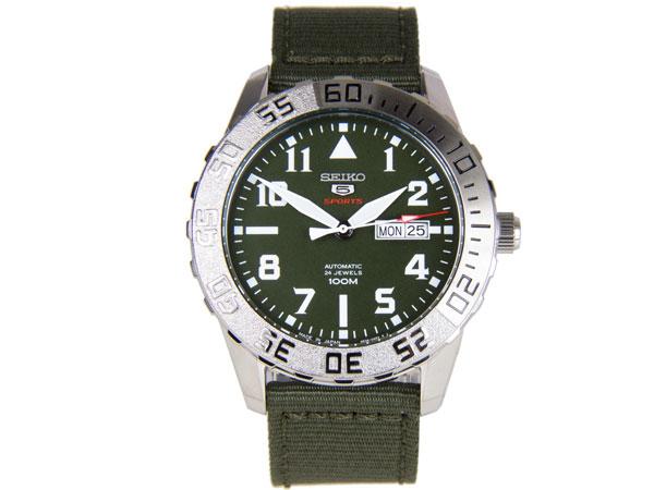 セイコー SEIKO 5 SPORTS 逆輸入 自動巻き 腕時計 SRP751J2 日本製-1