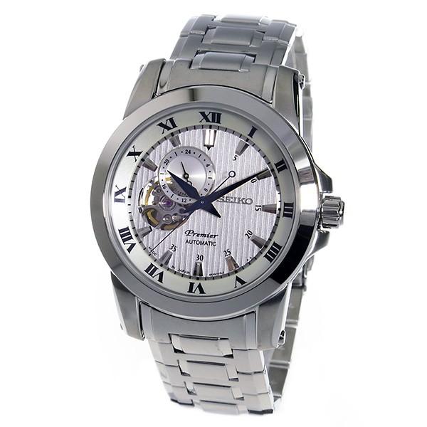 セイコー SEIKO プルミエ 逆輸入 日本製 自動巻き メンズ 腕時計 SSA275J1-2