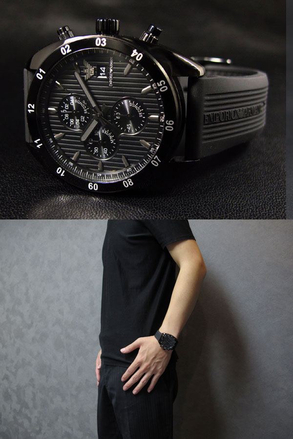 エンポリオ アルマーニ EMPORIO ARMANI 腕時計 メンズ AR5928-2