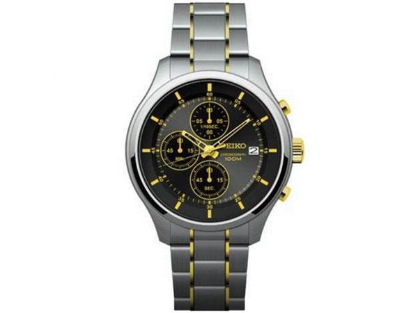 セイコー SEIKO 逆輸入 クロノグラフ メンズ 腕時計 SKS543P1 メタルベルト-1