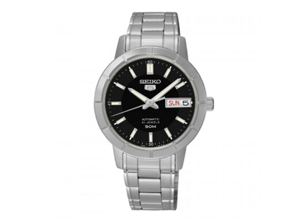 SEIKO 5 セイコー5 逆輸入 日本製 レディース 自動巻き 腕時計 SNK895J1-1
