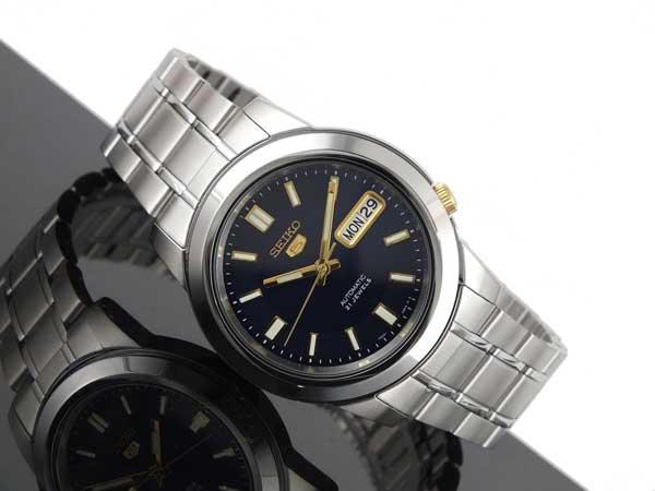 SEIKO 5 セイコー5 逆輸入 自動巻き メンズ 腕時計 SNKK11K1-2