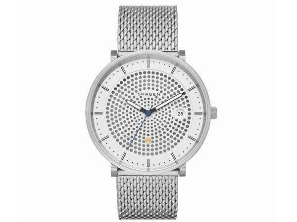 スカーゲン SKAGEN HALD ハルド ソーラー メンズ 腕時計 SKW6278 メッシュ メタルベルト-1