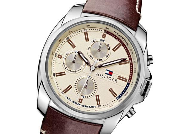 トミー ヒルフィガー TOMMY HILFIGER 腕時計 メンズ 1791079-1