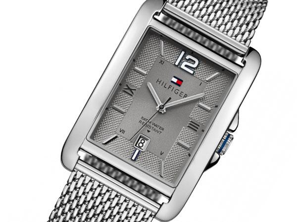 トミー ヒルフィガー TOMMY HILFIGER 腕時計 メンズ 1791202-1