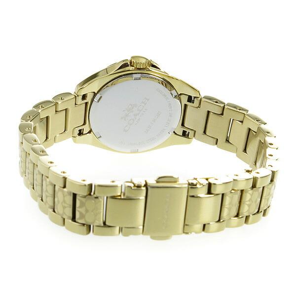 コーチ COACH トリステン クオーツ レディース 腕時計 14502184 ホワイト-3