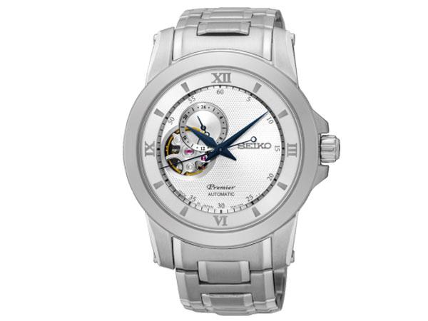 セイコー SEIKO プレミア Premier 自動巻き 腕時計 メンズ SSA319J1 逆輸入-1