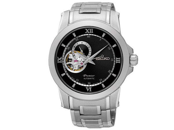 セイコー SEIKO プレミア Premier 自動巻き 腕時計 メンズ SSA321J1 逆輸入-1