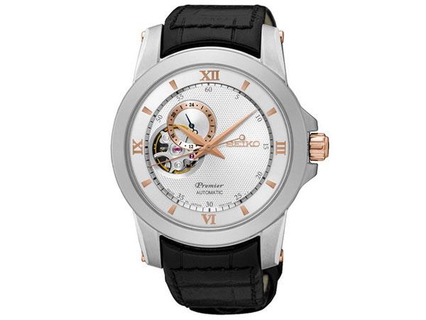 セイコー SEIKO プレミア Premier 自動巻き 腕時計 メンズ SSA322J1 逆輸入-1