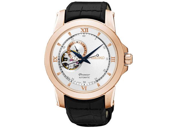 セイコー SEIKO プレミア Premier 自動巻き 腕時計 メンズ SSA326J1 逆輸入-1