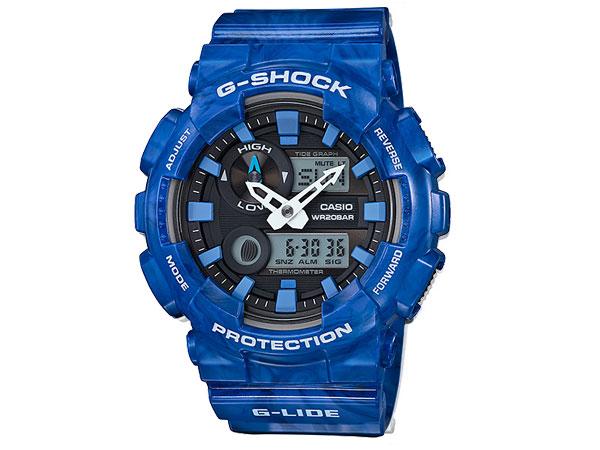 CASIO カシオ G-SHOCK Gライド 腕時計 メンズ GAX-100MA-2A-1