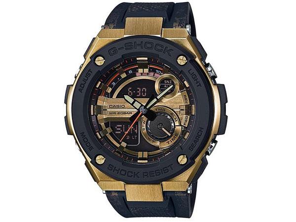 カシオ CASIO Gショック Gスチール メンズ 腕時計 GST-200CP-9A-1