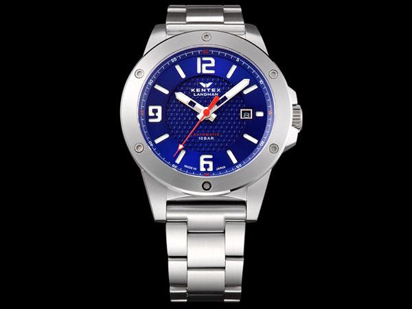 ケンテックス KENTEX ランドマン アドベンチャー 腕時計 メンズ S763X-03-1