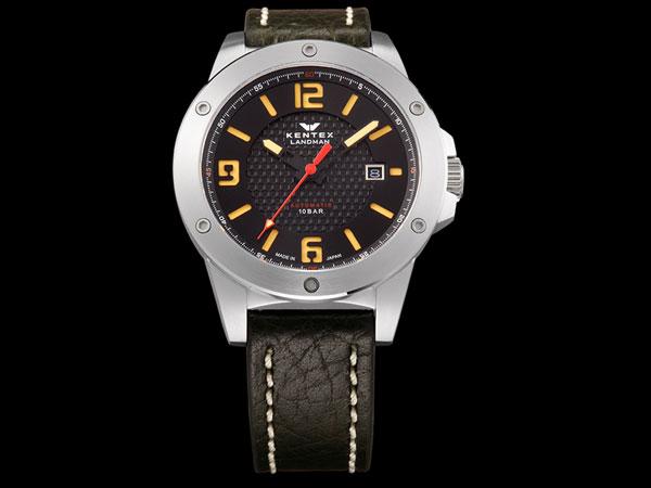 ケンテックス KENTEX ランドマン アドベンチャー 腕時計 メンズ S763X-04-1