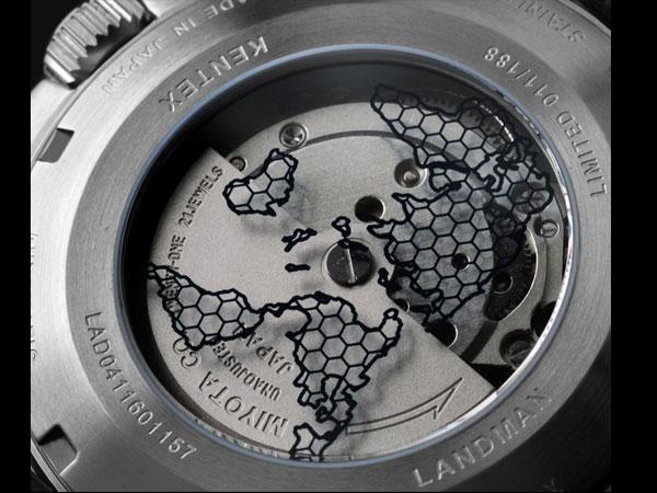 ケンテックス KENTEX ランドマン アドベンチャー 腕時計 メンズ S763X-04-2