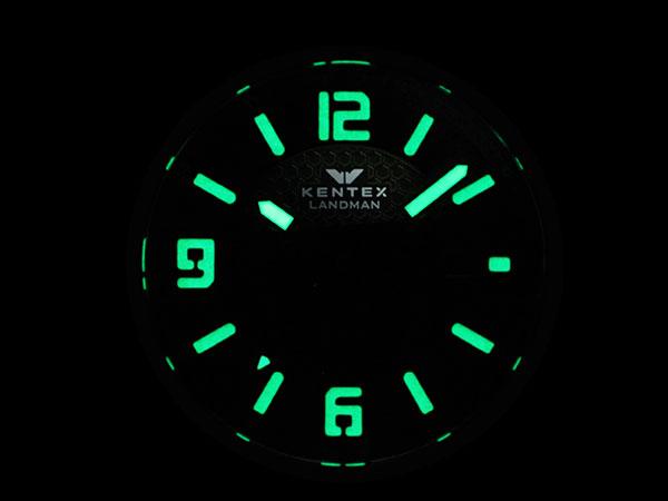 ケンテックス KENTEX ランドマン アドベンチャー 腕時計 メンズ S763X-04-3