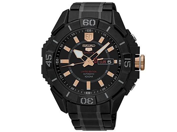 セイコー 5 スポーツ SEIKO 腕時計 自動巻き 海外モデル SRPA31K1-1