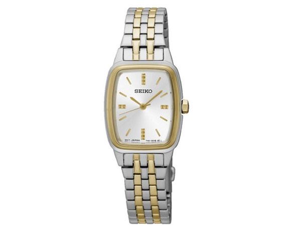 セイコー SEIKO 逆輸入 クオーツ レディース 腕時計 SRZ472P1-1