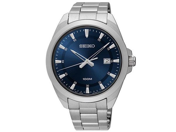 セイコー SEIKO 逆輸入 クオーツ メンズ 腕時計 SUR207P1 メタルベルト-1