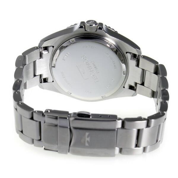 テクノス TECHNOS 腕時計 メンズ TSM402SH ダイバー デザイン-3