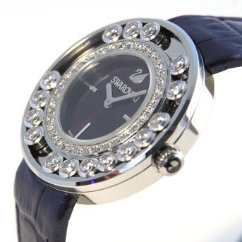 スワロフスキー SWAROVSKI 5027205 レディース 腕時計 Lovely Crystals Aubergine(ラブリークリスタルズ)