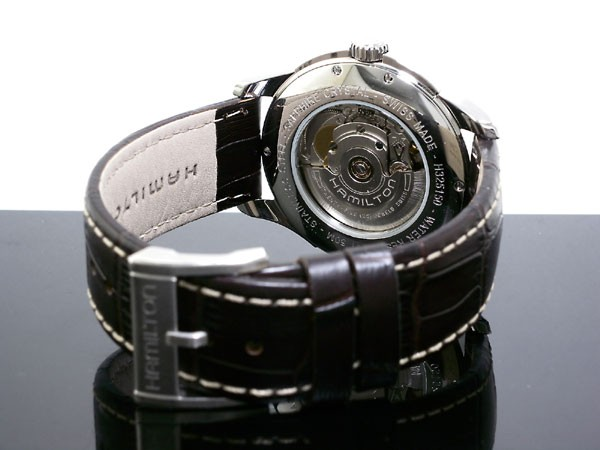 ハミルトン HAMILTON ジャズマスター 自動巻き 腕時計 H32515535-3
