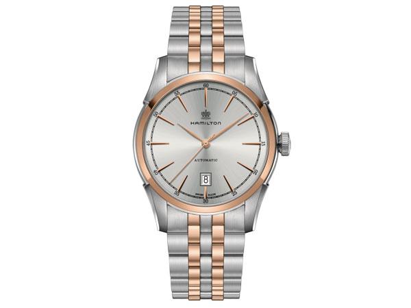 ハミルトン HAMILTON スピリット オブ リバティ 自動巻き 腕時計 メンズ H42425151-1