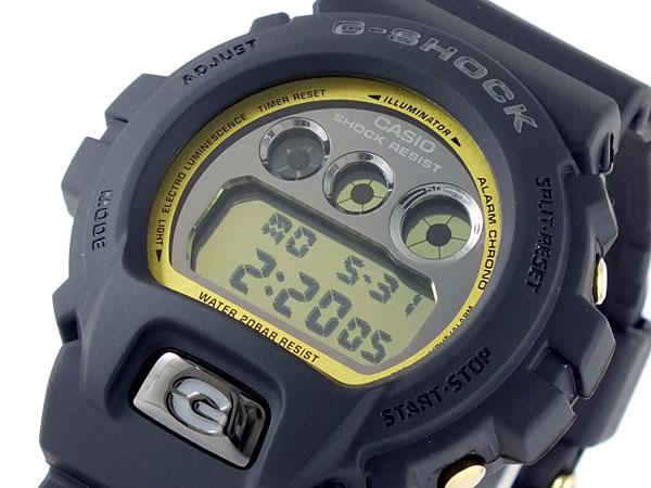 カシオ CASIO Gショック G-SHOCK 逆輸入 デジタル メンズ 腕時計 DW-6900MR-1 ゴールド×ブラック -1