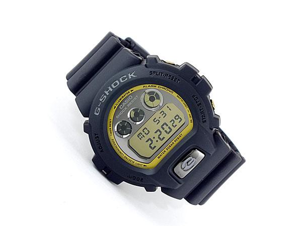 カシオ CASIO Gショック G-SHOCK 逆輸入 デジタル メンズ 腕時計 DW-6900MR-1 ゴールド×ブラック -2