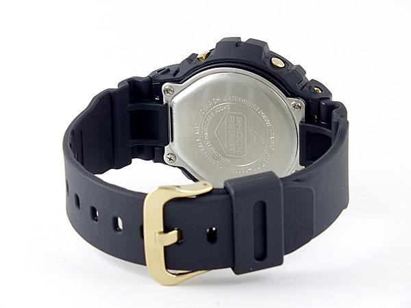 カシオ CASIO Gショック G-SHOCK 逆輸入 デジタル メンズ 腕時計 DW-6900MR-1 ゴールド×ブラック -3