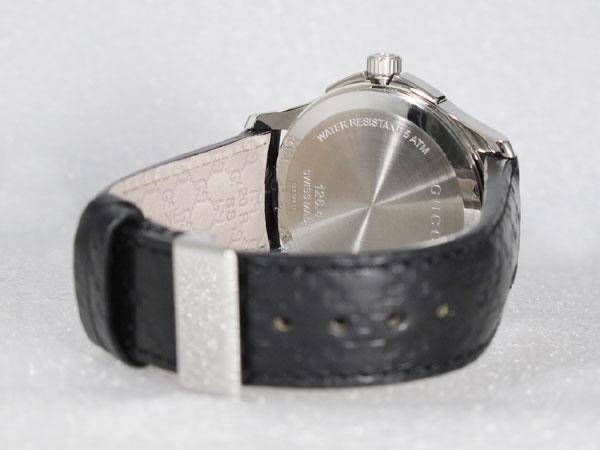 GUCCI グッチ Gタイムレス 腕時計 自動巻き メンズ YA126413-3