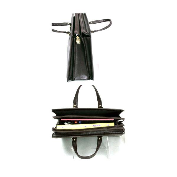 Gガスト ビジネスバッグ ブリーフケース メンズ 22026 ブラック-2