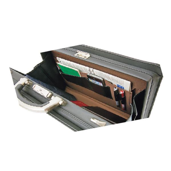 ユナイテッドギア ビジネスバッグ メンズ 22110 ブラック-2