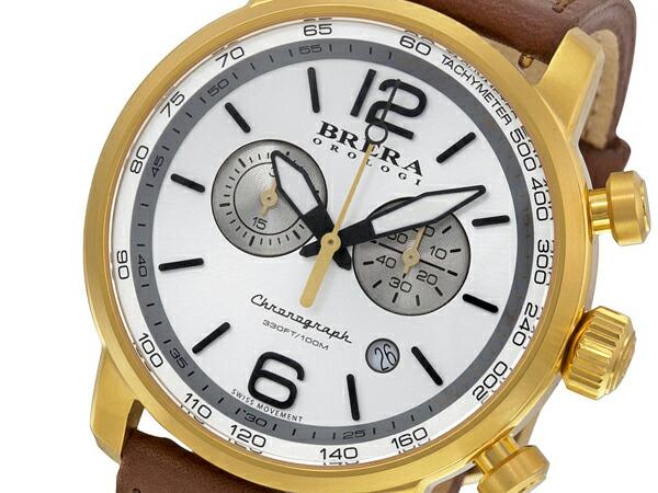 BRERA OROLOGI ブレラ オロロジ 腕時計 メンズ BRDIC4405-1