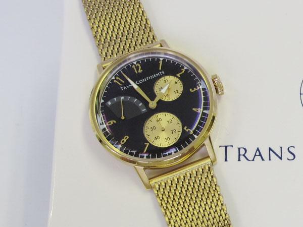 トランスコンチネンツ TRANS CONTINENTS 腕時計 レディース ボーイズ TC-AD-002-1
