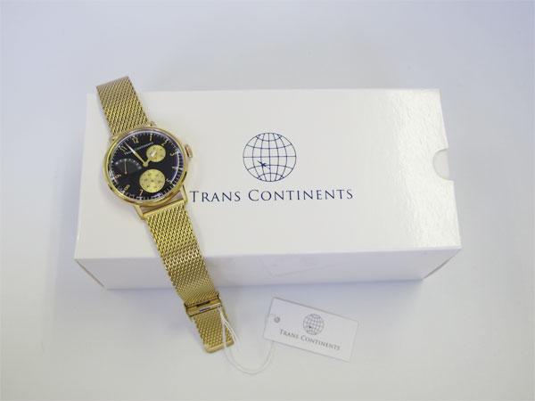 トランスコンチネンツ TRANS CONTINENTS 腕時計 レディース ボーイズ TC-AD-002-2