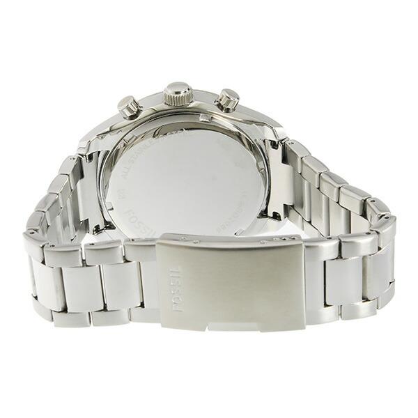 フォッシル FOSSIL クロノ クオーツ メンズ 腕時計 BQ2086 ブラック-3
