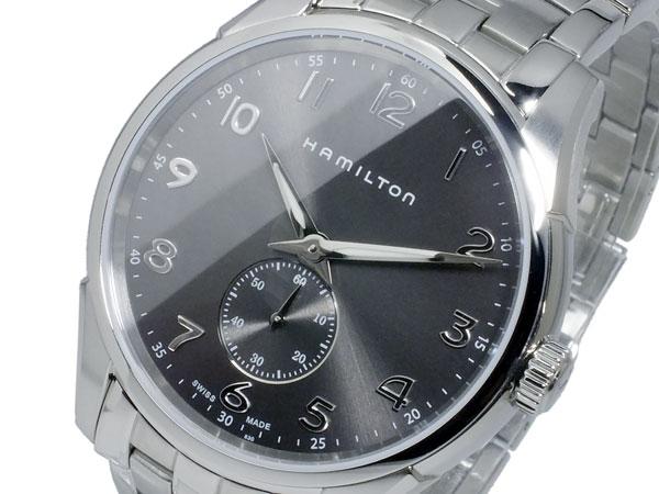 ハミルトン ジャズマスター シンライン プチセコンド メンズ 腕時計 H38411183-1