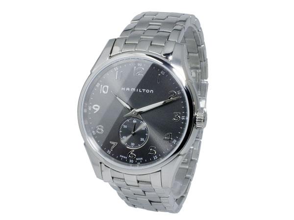 ハミルトン ジャズマスター シンライン プチセコンド メンズ 腕時計 H38411183-2