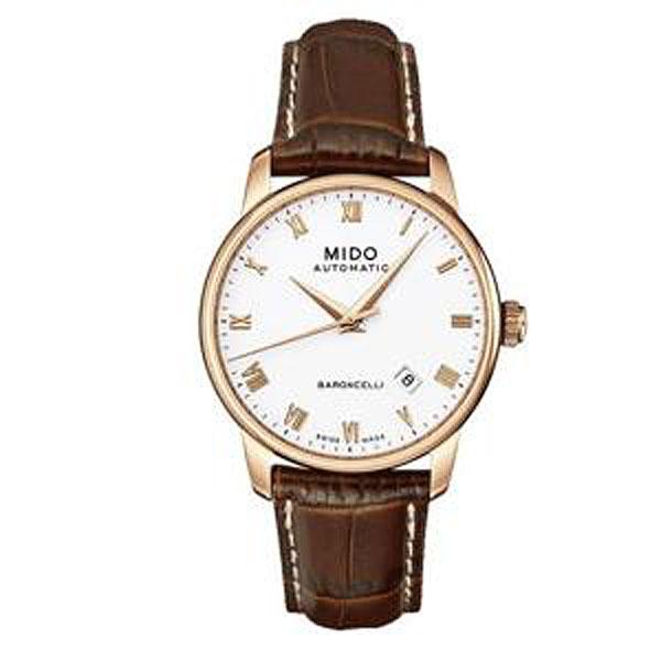 MIDO ミドー 自動巻き メンズ 腕時計 M86002268-1