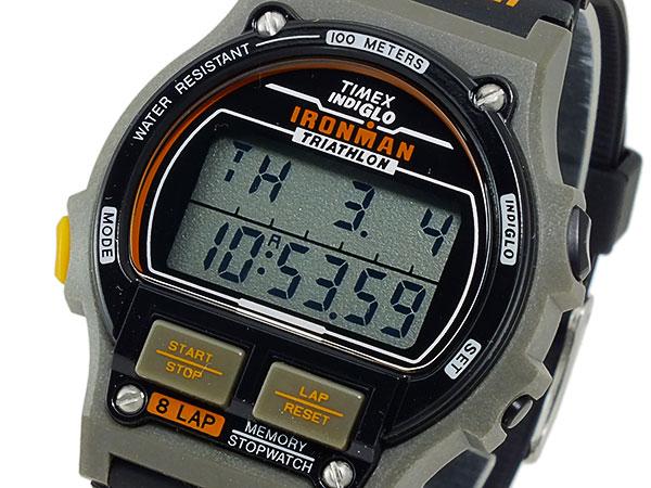 1d92e3d0874c T5H941-N 腕時計 TIMEX 腕時計 通販 激安 メンズ タイメックス タイメックス 国内正規, 8ラップ ウォッチ 復刻版 デジタル 時計  TIMEX アイアンマン