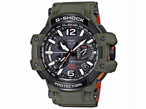 カシオ Gショック G-SHOCK グラビティマスター メンズ 腕時計 GPW-1000KH-3AJF 国内正規品-1