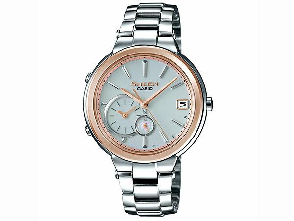 カシオ CASIO スマートウォッチ レディース 腕時計 SHB-200SG-7AJF 国内正規品-1