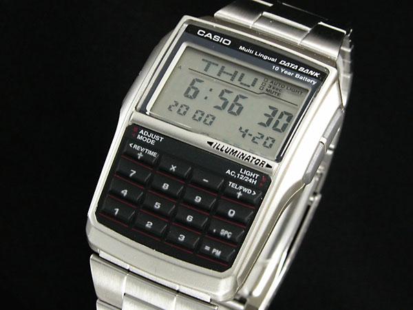カシオ CASIO データバンク DATA BANK 腕時計 DBC32D-1-1