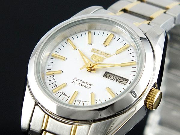 セイコー SEIKO セイコー5 SEIKO 5 自動巻き 腕時計 SYMK19J1-1