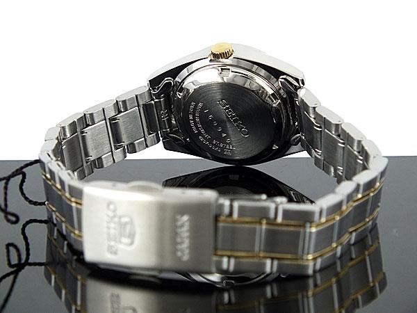 セイコー SEIKO セイコー5 SEIKO 5 自動巻き 腕時計 SYMK19J1-3