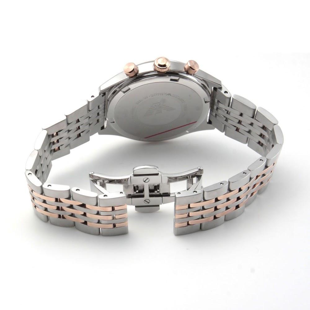エンポリオ・アルマーニ EMPORIO ARMANI AR1998  クロノグラフ メンズ腕時計-3