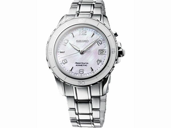 セイコー SEIKO キネティック スポーチュラ 腕時計 レディース SKA879P1-1