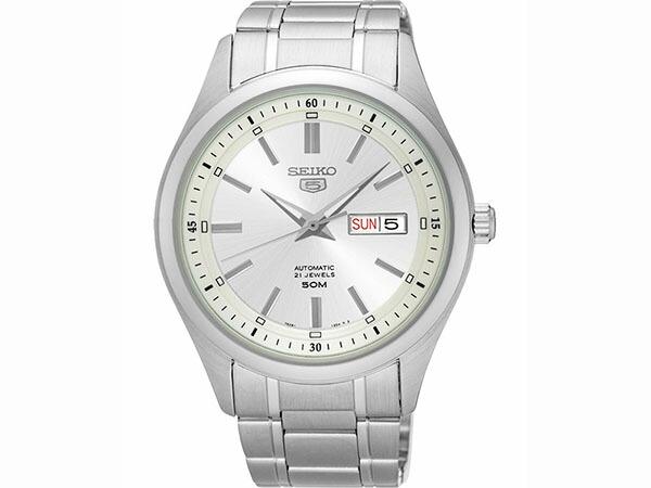 SEIKO 5 セイコー5 逆輸入 自動巻き メンズ 腕時計 SNKM85J1 日本製-1