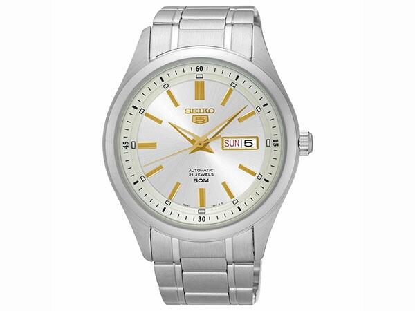 SEIKO 5 セイコー5 逆輸入 自動巻き メンズ 腕時計 SNKM87J1 日本製-1